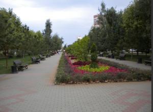 Платановый бульвар